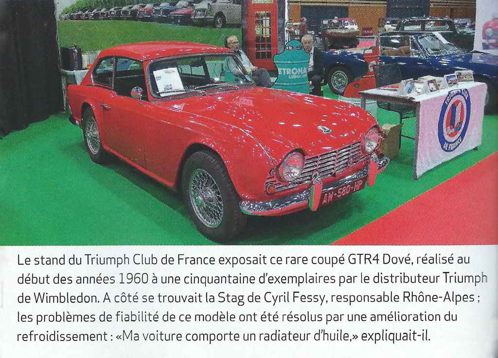 2016 Salons Epoquauto Classic and Sport car Epoqu'Auto