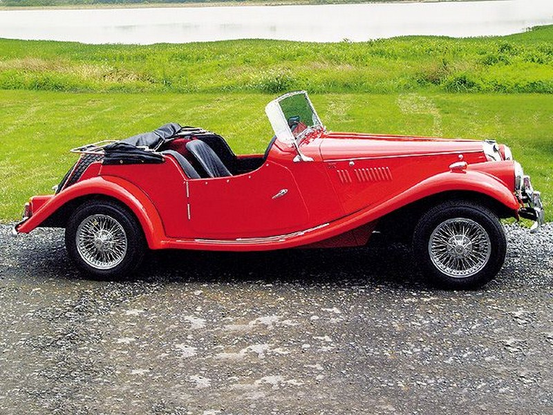 Triumph MG-Replica NZ