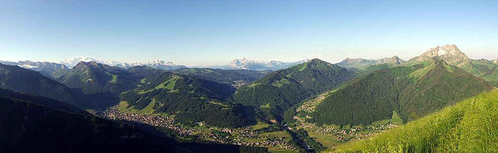 2013 Event Morzine Panorama