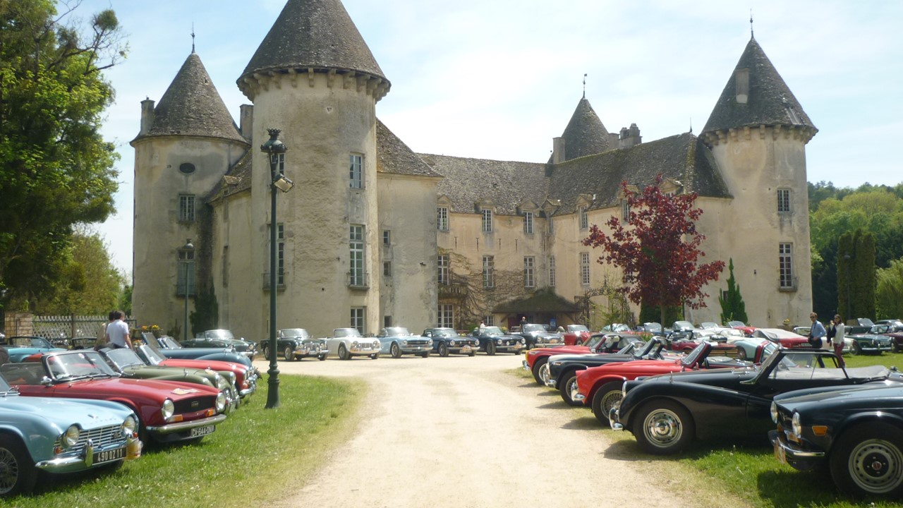 2016 Event Savigny 3 Chateau