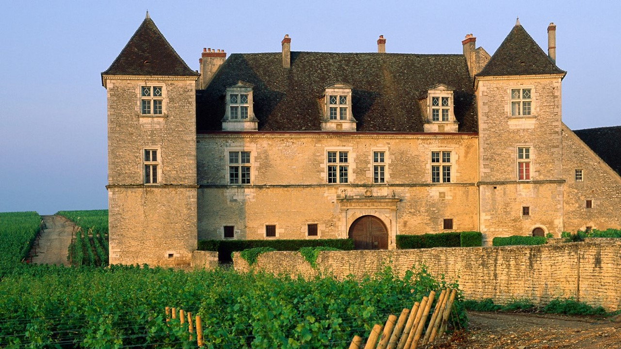 2016 Event Vougeot 1 Chateau