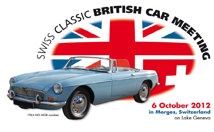 2012 Morges 1964 MGB Roadster