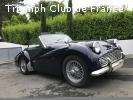 TR3A 1959