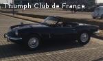 A vendre Triumph Spitfire MK3 1970